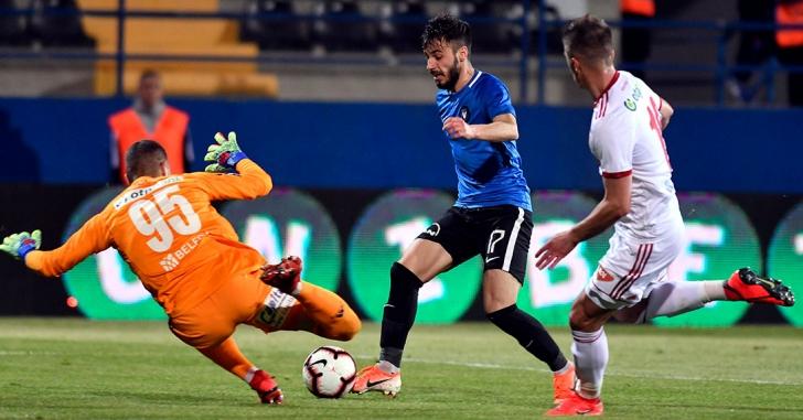 Liga 1: FC Viitorul - Sepsi Sf. Gheorghe 3-1