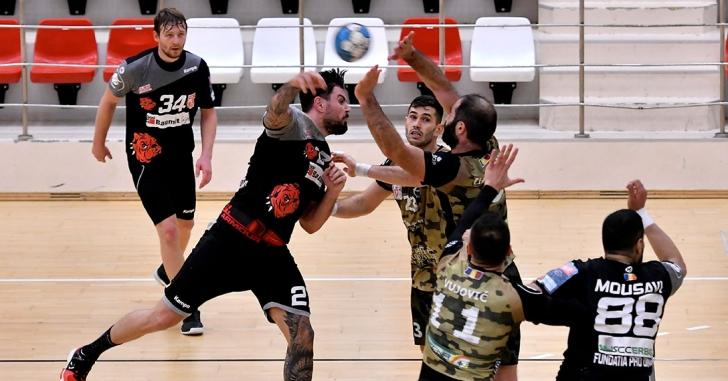 LNHM: Dobrogea Sud și Dinamo vor disputa finala campionatului