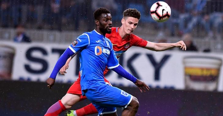 Liga 1: FCSB își asigură locul secund