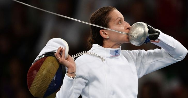 Ana Maria Popescu a ocupat locul trei la Grand Prix-ul de spadă de la Cali