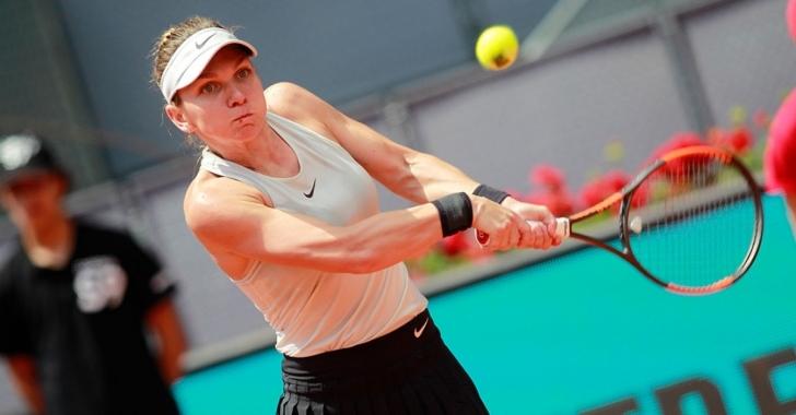 Mutua Madrid Open: Halep trece de Barty și avansează în semifinale