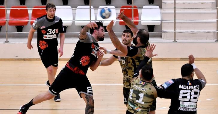 LNHM: Dinamo, la un pas de un nou titlu