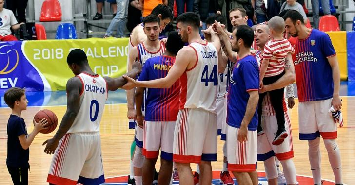 LNBM: Chatman duce Steaua în meci decisiv cu piteștenii