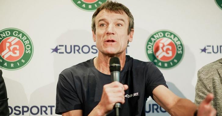 Eurosport l-a adus pe Mats Wilander în România înaintea turneului de Grand Slam de la Roland Garros