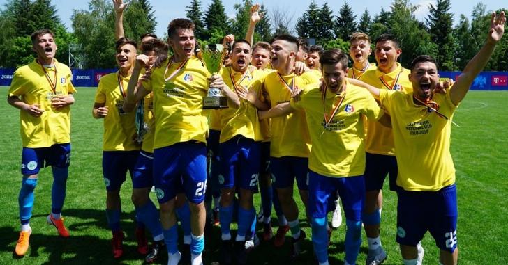 Concordia Chiajna este campioana națională U19