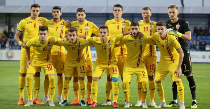 U21: Lotul României pentru EURO 2019