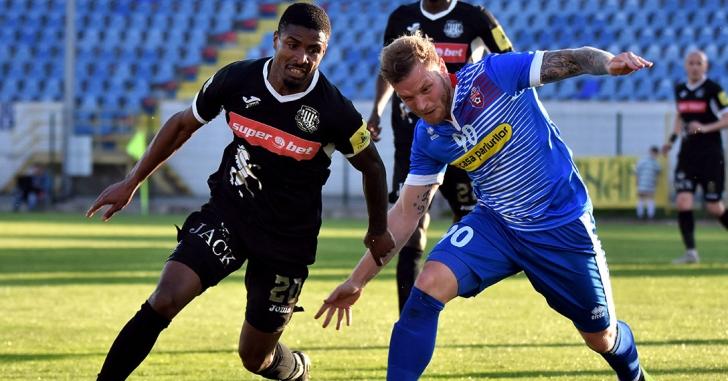 Liga 1: Botoșenenii forțează locul secund al play-out-ului
