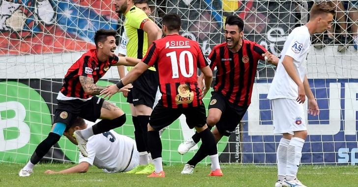 Play-off Liga 4 București: Carmen merge la barajul pentru Liga 3