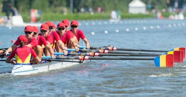 România a obținut șase medalii la europenele de canotaj