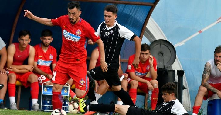 CFR Cluj, FCSB și CSU Craiova, în toiul pregătirilor