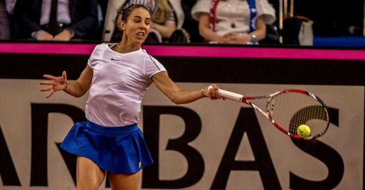 WTA Eastbourne: Buzărnescu părăsește competiția de simplu