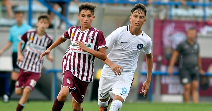S-au stabilit finalistele primei ediții a Ligii Elitelor U15