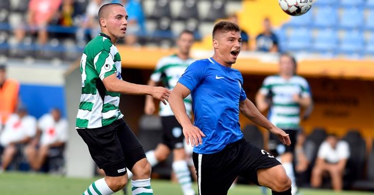 Meci amical: FC Viitorul - Cernomore Varna 2-1