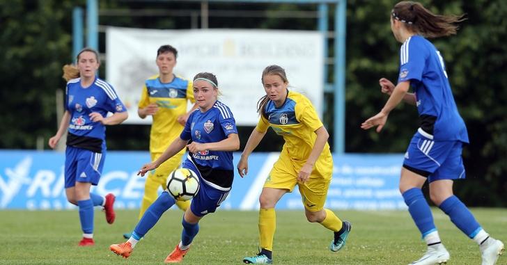 Dezvoltarea fotbalului feminin: echipe de fete la cluburile de Liga 1