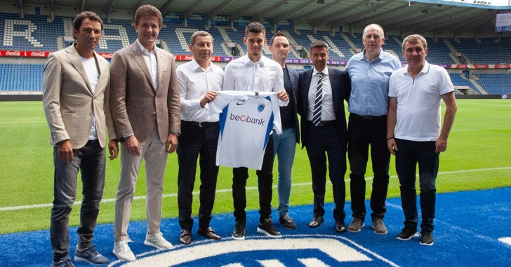 Ianis Hagi părăsește clubul FC Viitorul