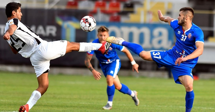 Liga 1: Astra revine și smulge un punct pe teren propriu