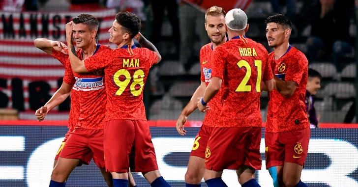 Liga 1: Șapte goluri în festivalul ofensiv de la Pitești