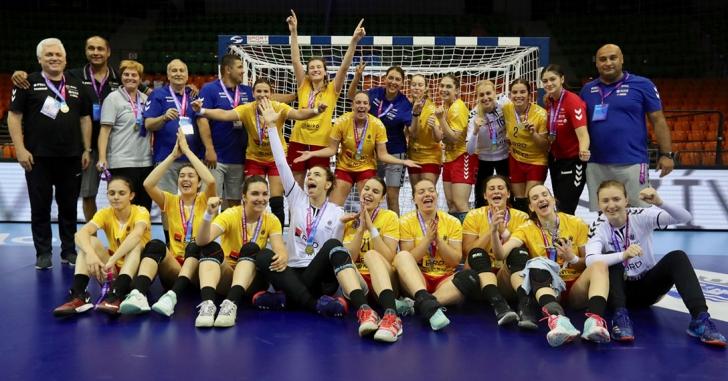Naționala de Tineret, Locul 5 la Campionatul European