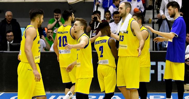 Vulturii se pregătesc la Ploiești pentru FIBA EuroBasket 2021 Pre-Qualifiers