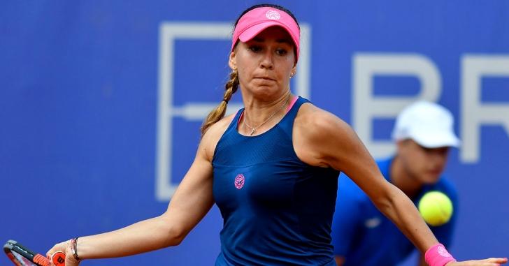 WTA Jurmala: Bara ratează finala de dublu