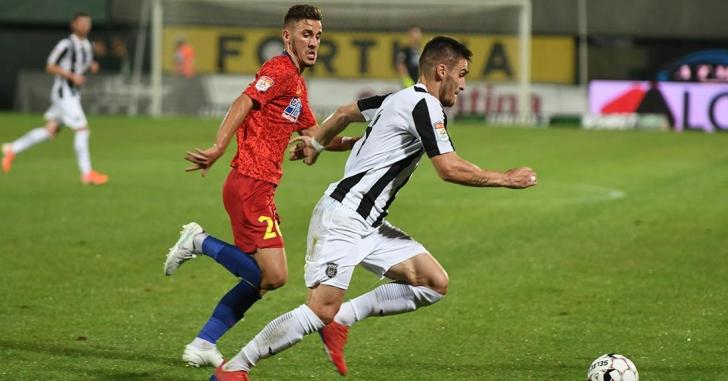 Liga 1: FCSB pierde al doilea meci în patru etape