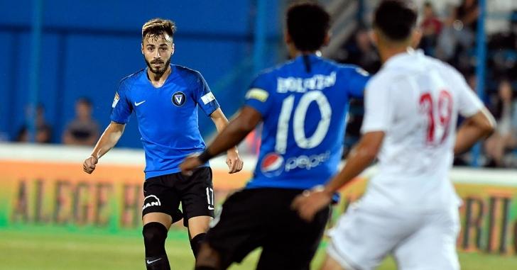 Liga 1: Remiză cu patru goluri la Ovidiu