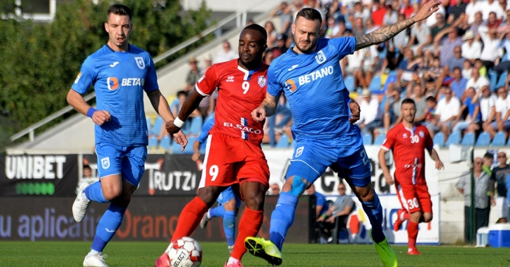 Liga 1: Oltenii smulg primul punct la Botoșani