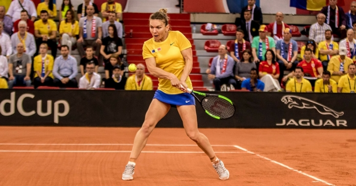 România - Rusia în play-off-ul Fed Cup pentru turneul final din 2020