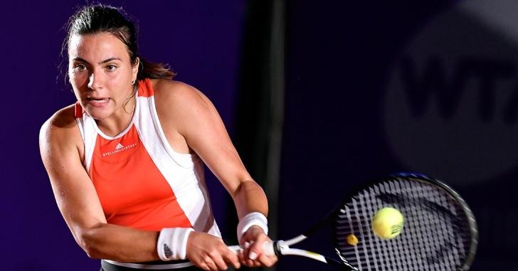 US Open: Ruse, prima româncă în finala calificărilor