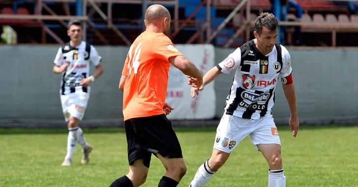 Liga 2: Două penalty-uri au decis învingătoarea la Tg. Mureș