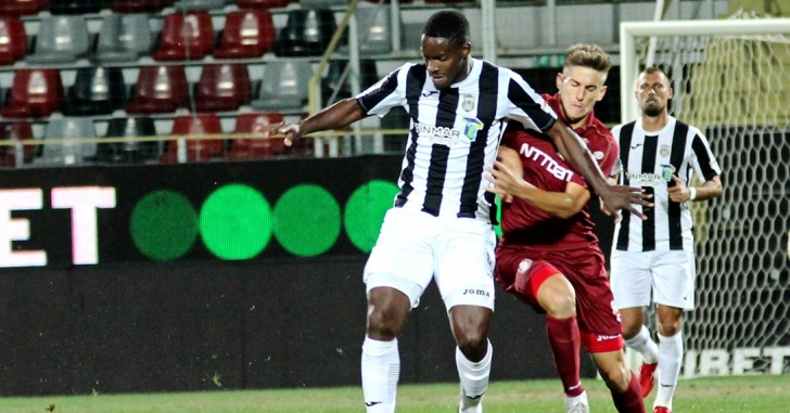 Liga 1: Cinci goluri și mulți nervi la Giurgiu