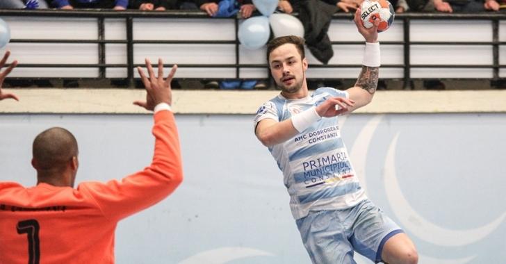 Cupa EHF: Constănțenii remizează în deplasare