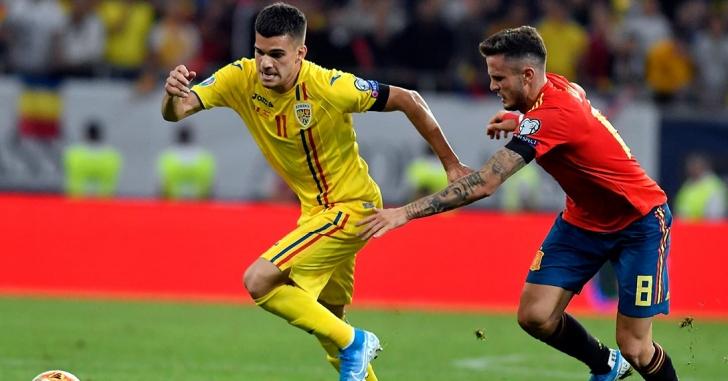"""Preliminarii EURO 2020: O jumătate de oră de speranță după o oră de dominare a """"Furiei Roja"""""""