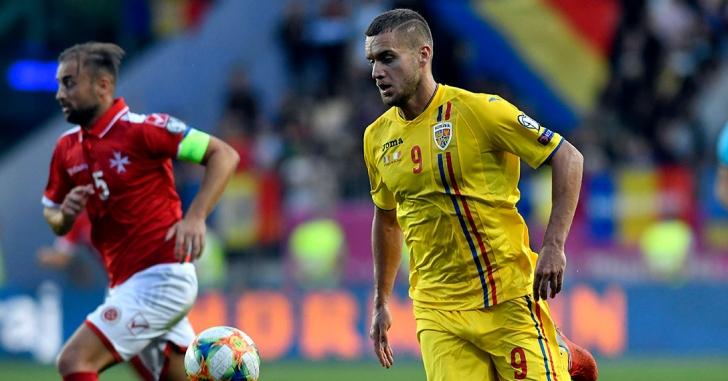 Preliminarii EURO 2020: Golul lui Pușcaș îngenunchează Malta