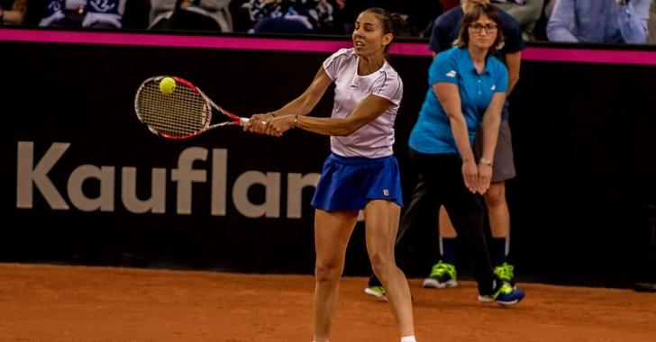 WTA Hiroshima: Buzărnescu, la primul sfert de finală al anului