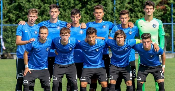 FC Viitorul - Domžale în Youth League