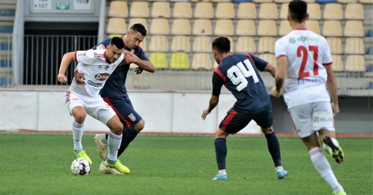 Liga 1: Penalty ratat și câte un punct pentru fiecare dintre combatante