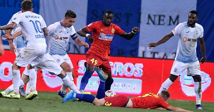 Liga 1: Tsoumou strică debutul lui Pițurcă