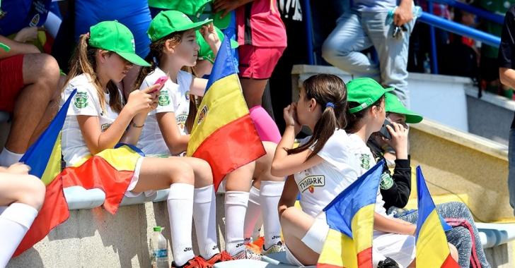 Intrare gratuită pentru copii la România-Norvegia