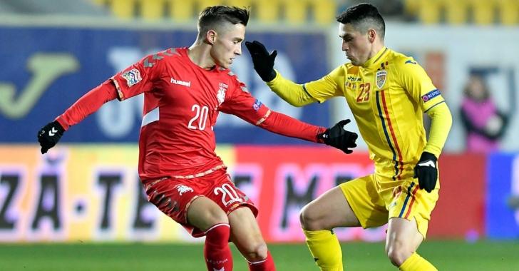 România, în Liga B a UEFA Nations League