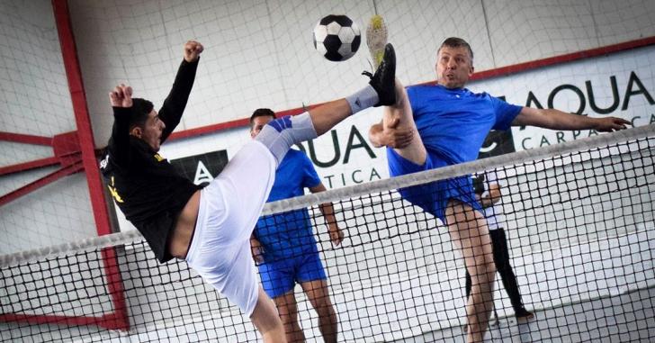 Câmpulung Moldovenesc va găzdui etapa a V-a Campionatului României la tenis cu piciorul