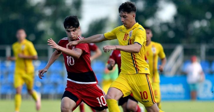 România U19 a ratat pe final victoria contra Serbiei în startul calificărilor