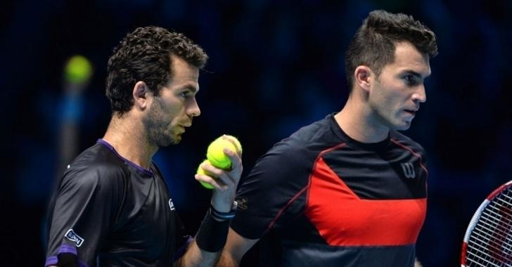 ATP Stockholm: Tecău și Rojer confirmă statutul de favoriți