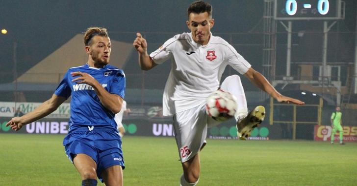 Liga 1: Rîmniceanu parafează meciul nul de la Târgu Mureș