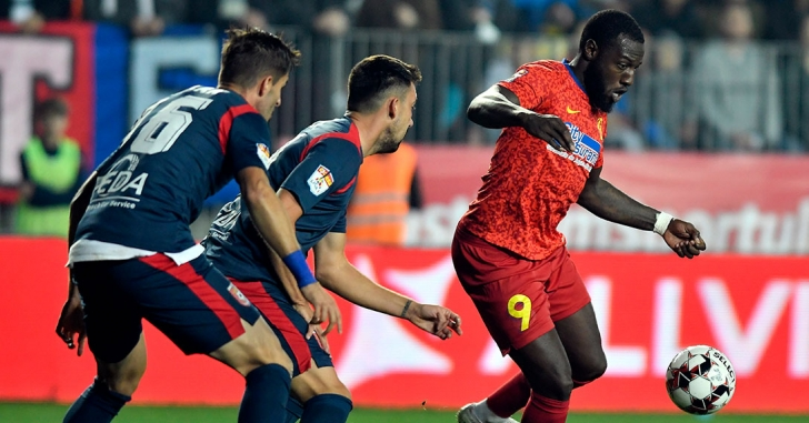 Liga 1: FCSB face un nou pas către play-off