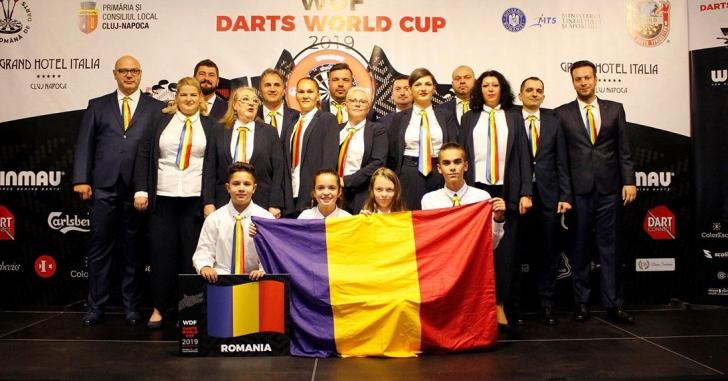 Concluziile Campionatului Mondial de Darts, organizat de România