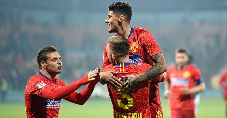 Liga 1: Florinel Coman, două goluri și două assist-uri cu FC Hermannstadt