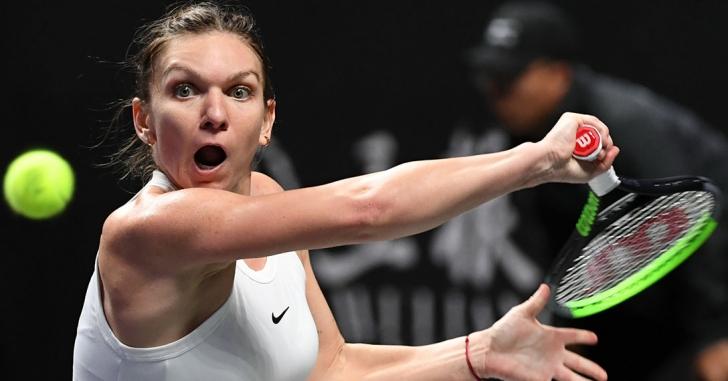 WTA Shenzhen: Halep părăsește competiția
