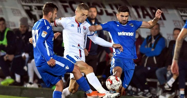 Liga 1: Botoșenenii întorc rezultatul la Voluntari
