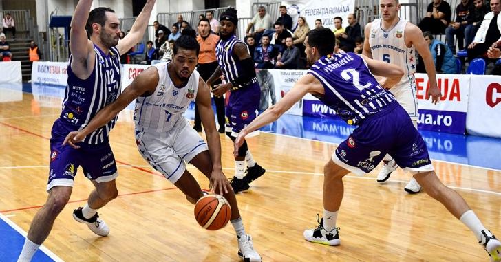 LNBM: A doua victorie pentru Steaua